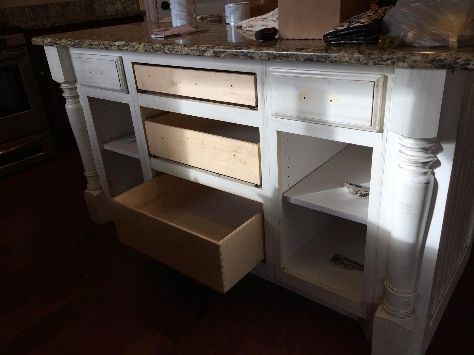 do-it-yourself kitchen island - remington avenue