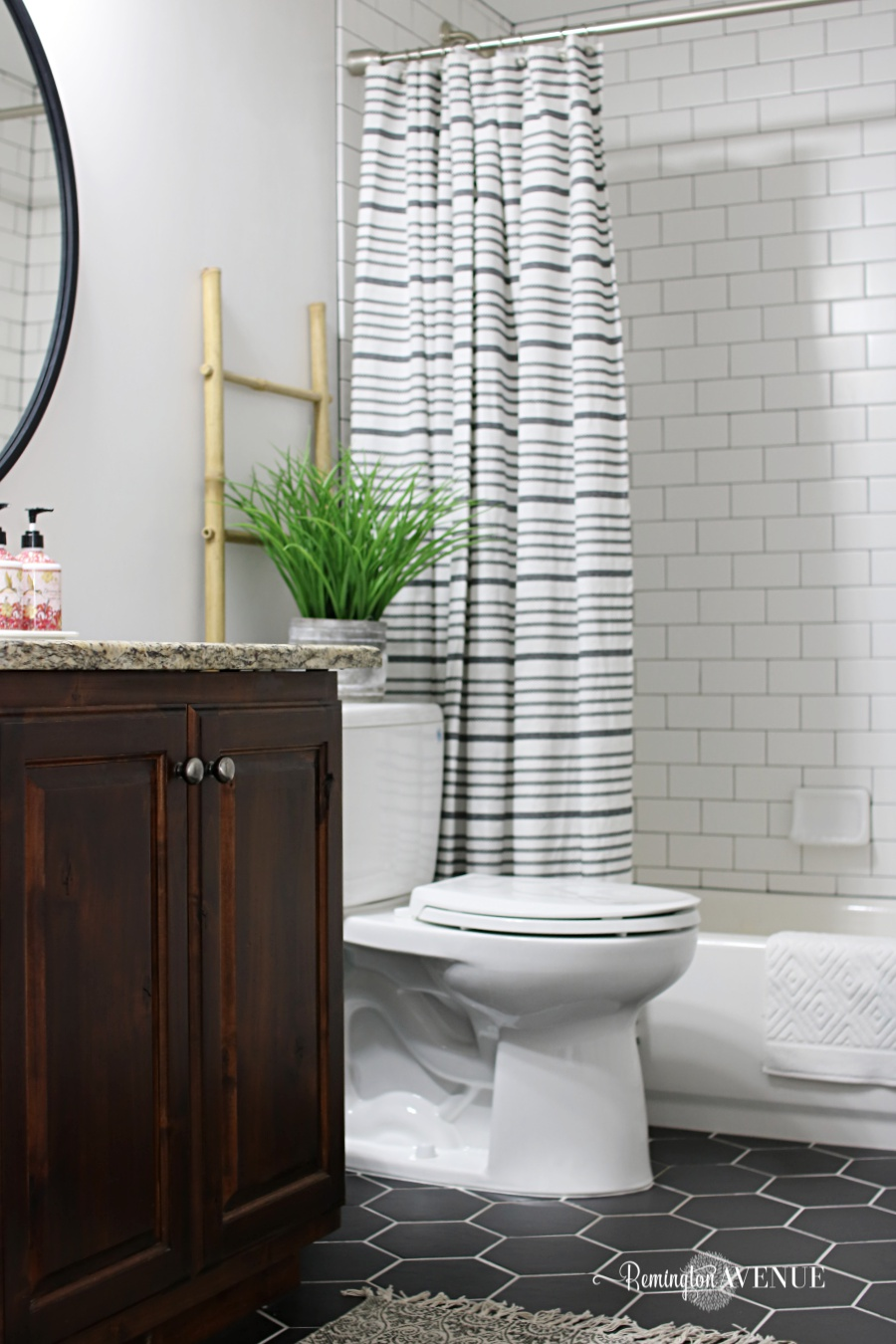 10 Kitchen And Home Decor Items Every 20 Something Needs: Guest Bathroom Renovation