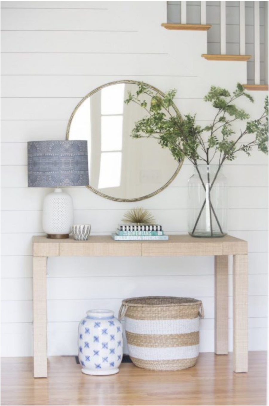 Entryway Design Plans & Console Table Round Up - Remington