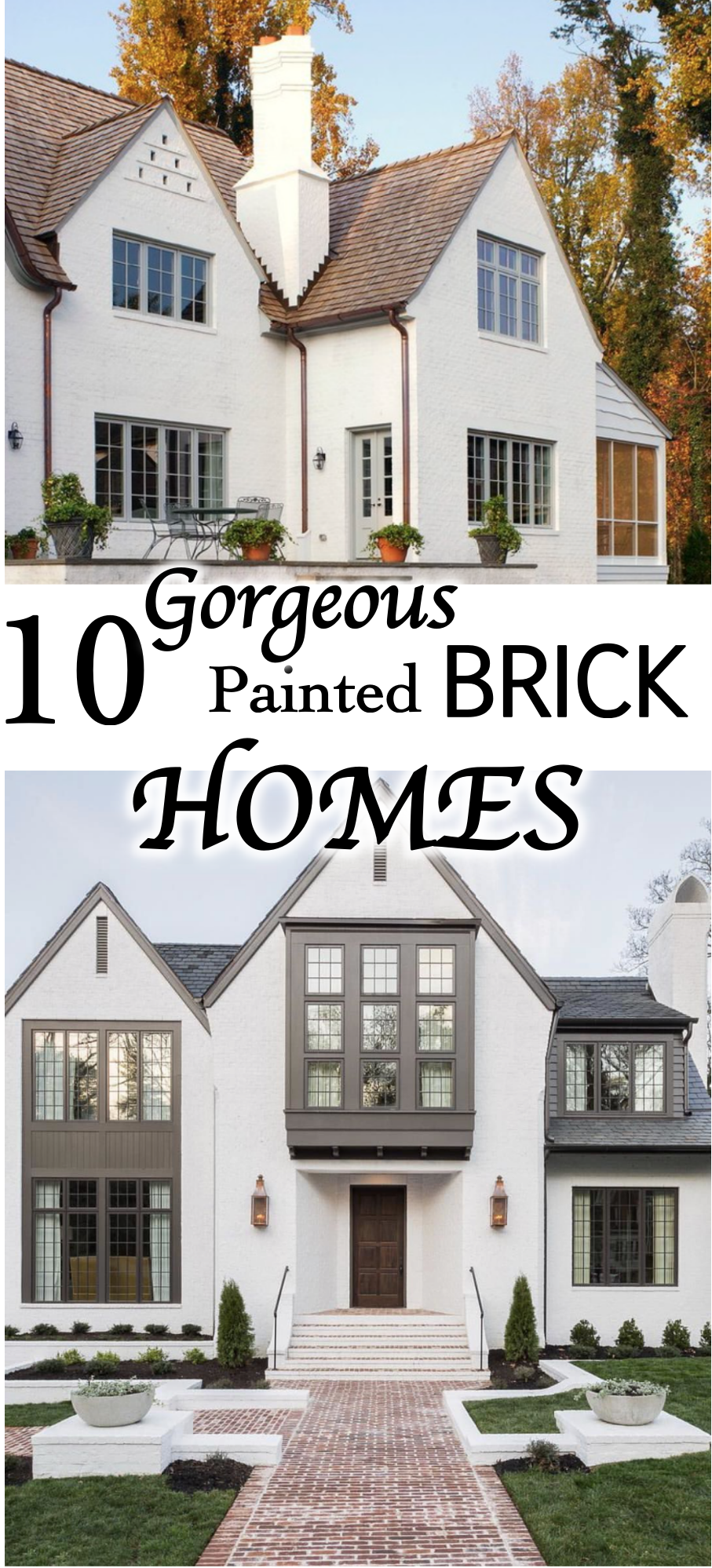French country modern: Exterior Inspirtation