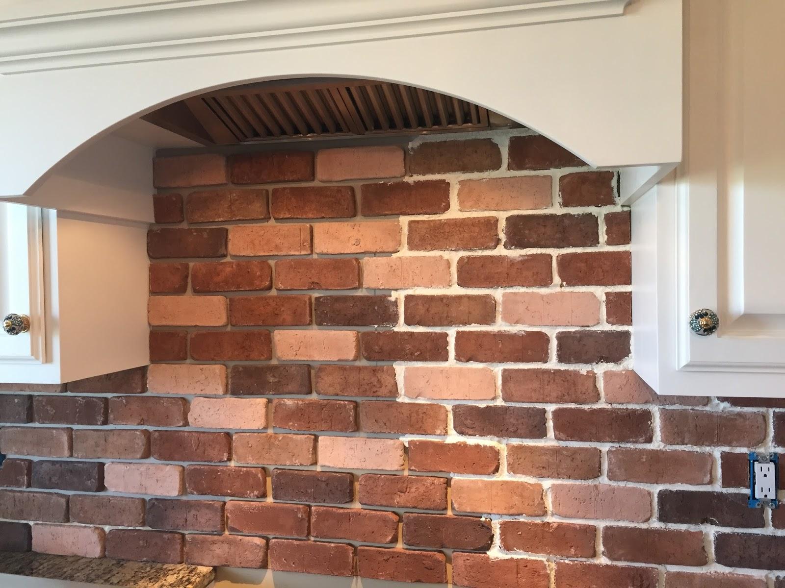 - Do-It-Yourself Brick Veneer Backsplash - Remington Avenue