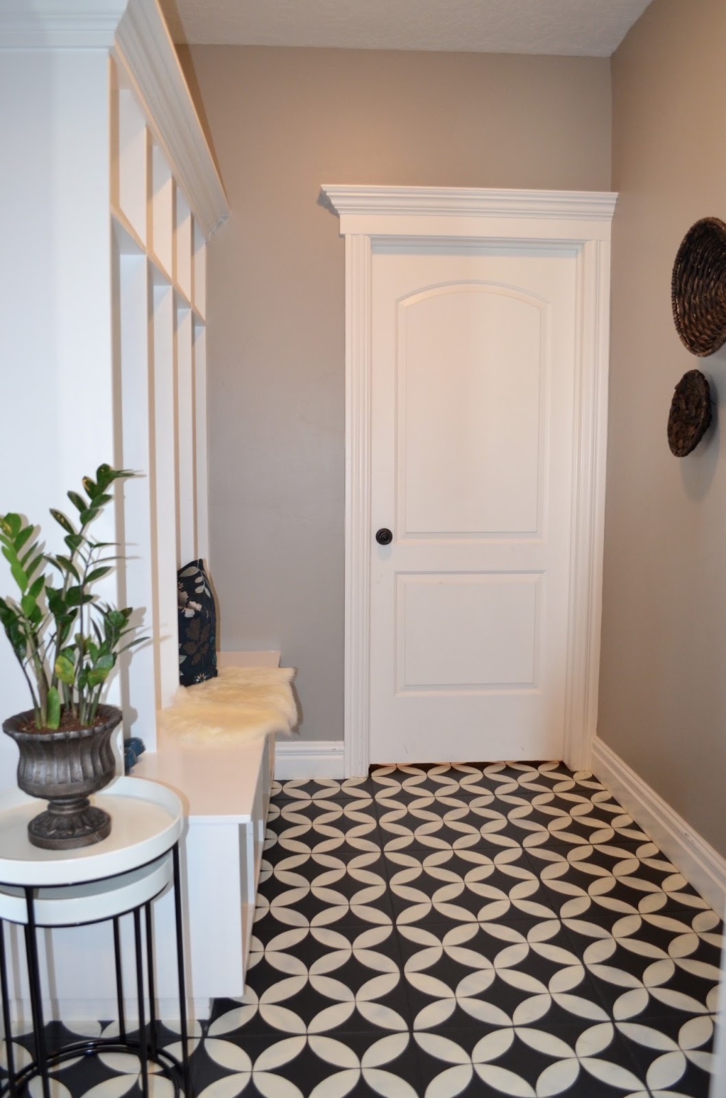 Mud Room Transformed Remington Avenue