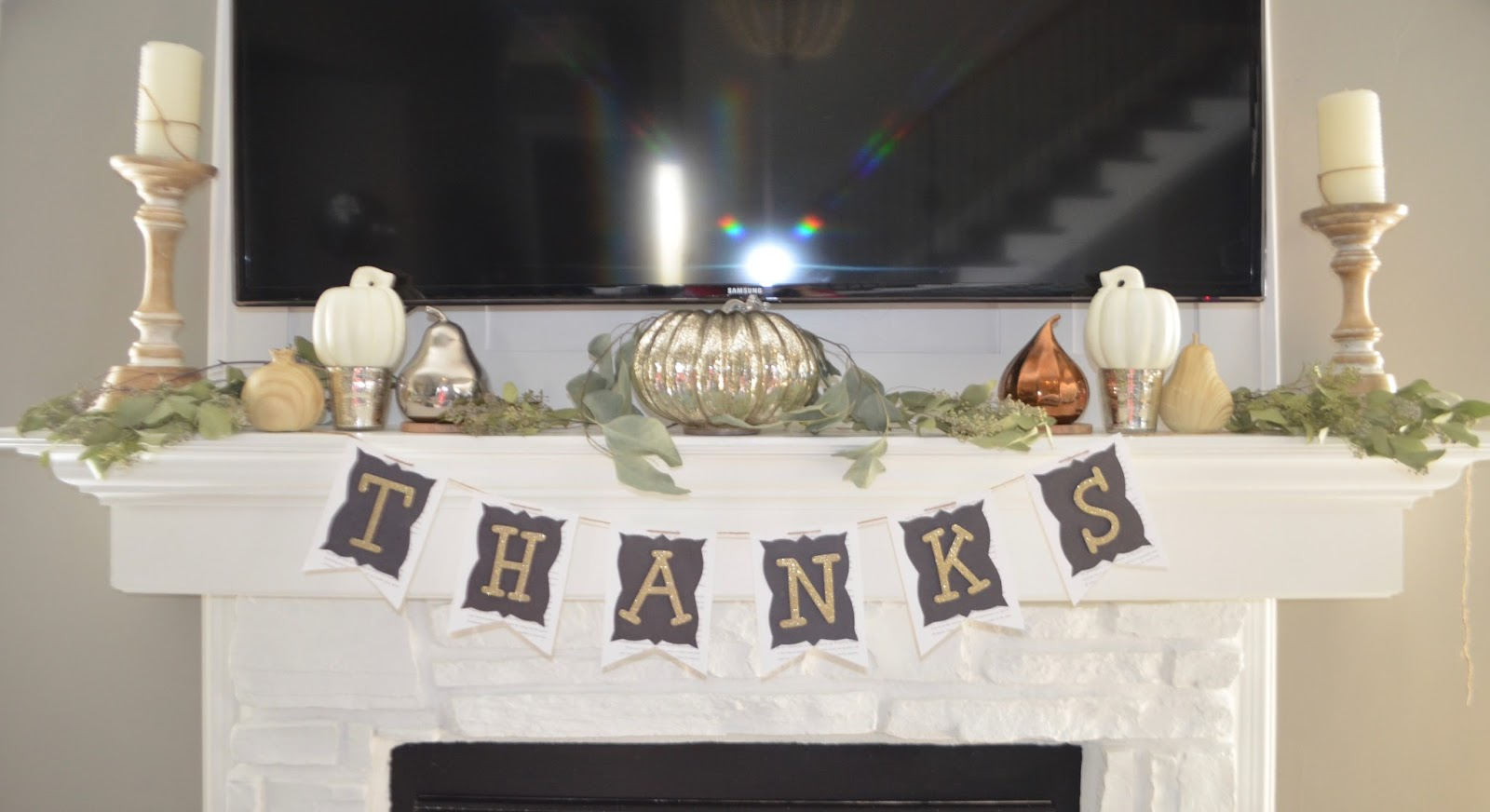 easy fireplace makeover remington avenue