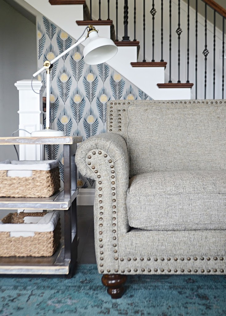 sofa style, pillows, throws, side table, sofa table, layers, Interior decor, home styling