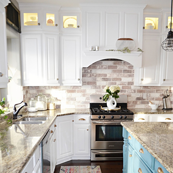 How to paint your kitchen like the pro's