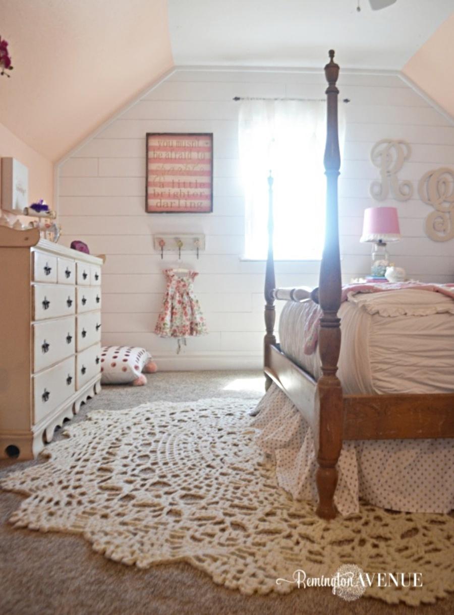 Remi's little girl room reveal 1