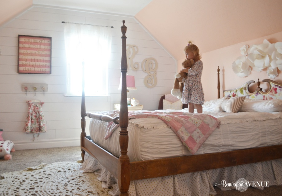 remi room reveal bed