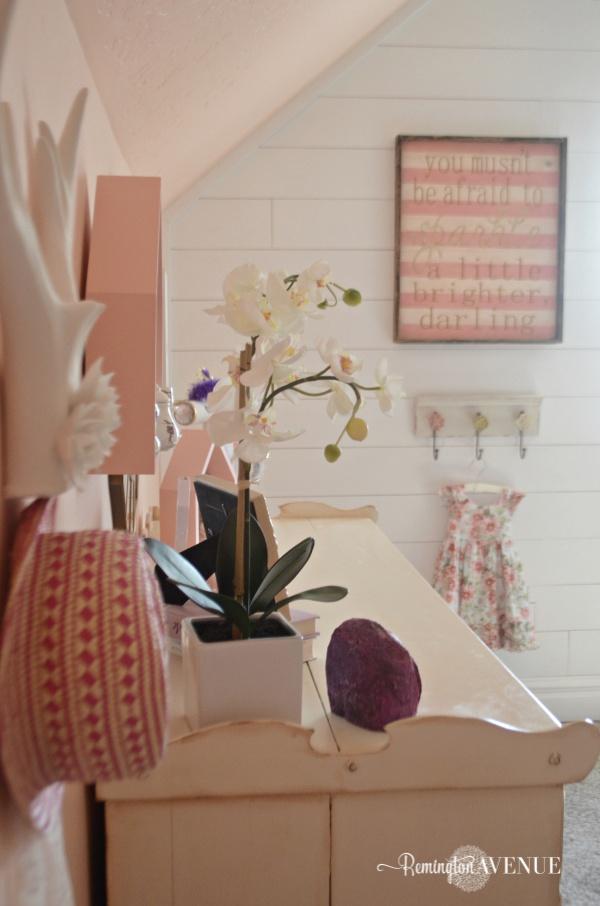 Remi's Little Girl Room Reveal