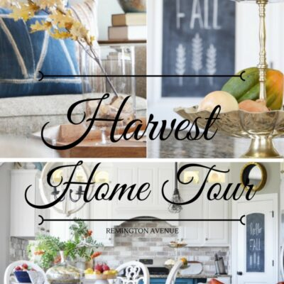 Harvest Home Fall Tour