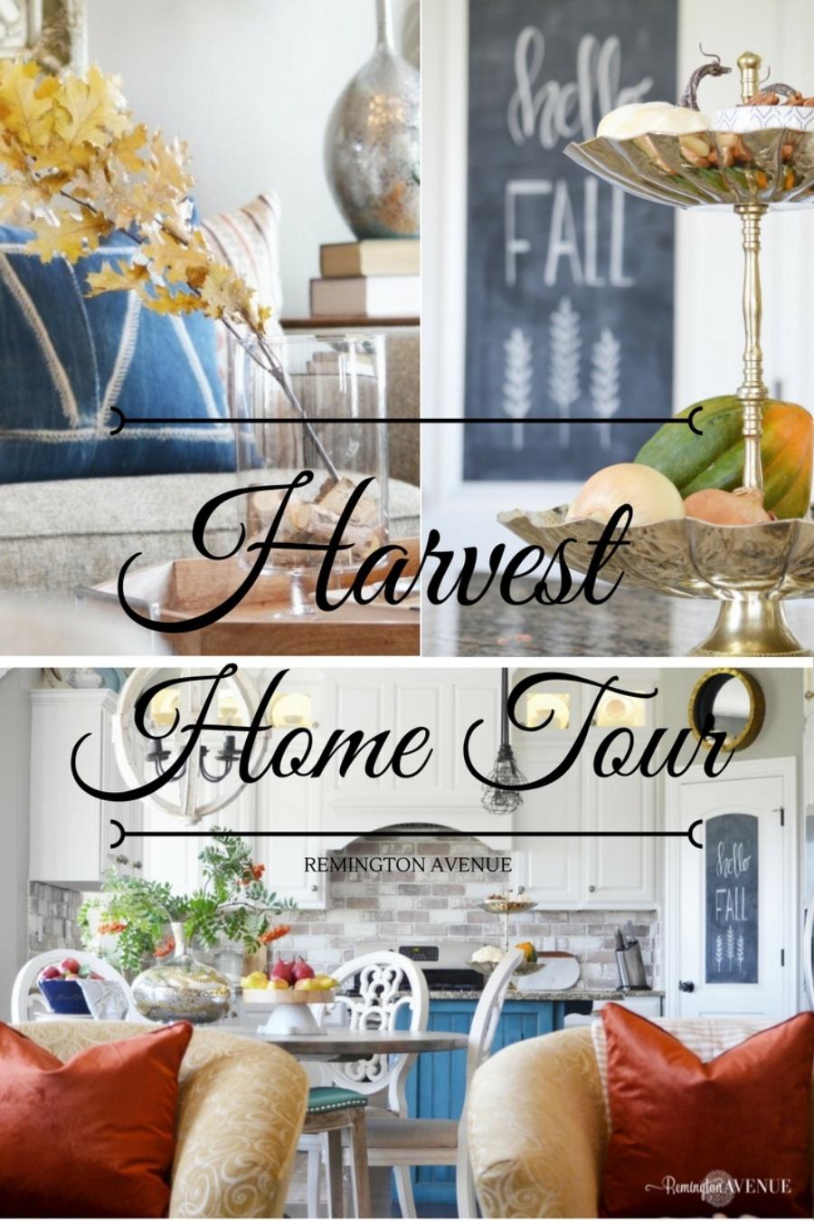 Harvest Home Fall Tour. Harvest Home Fall Tour   Remington Avenue