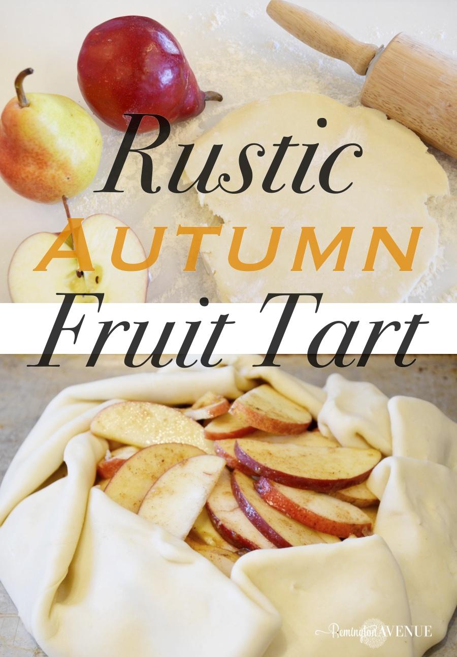 rustic-autumn-fruit-tart