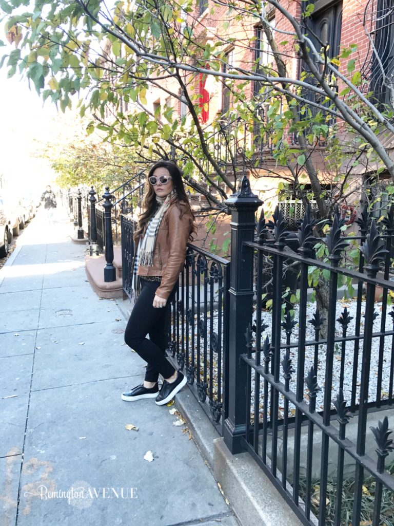 What I Wore in NYC