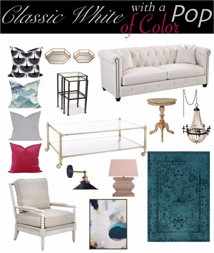 Living Room Design Board New Sofa Reveal Remington Avenue