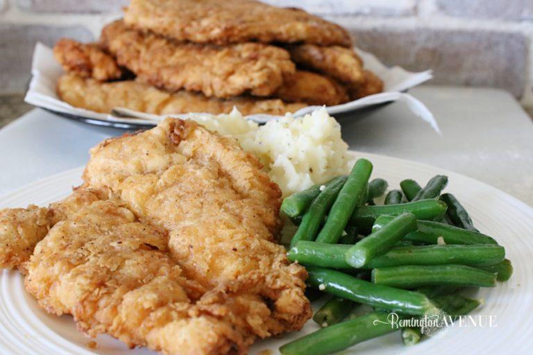 Chicken fried Chicken- Extra Crispy
