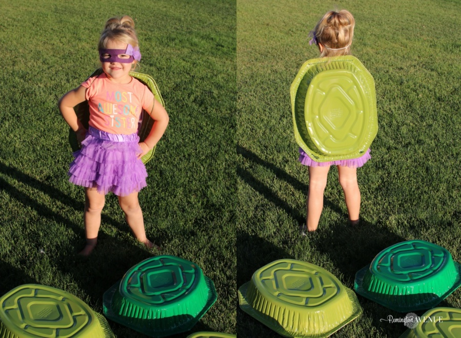 Thrifty teenage mutant ninja turtle costumes remington avenue thrifty diy teenage mutant ninja turtle costume ideas perfect for parties or halloween solutioingenieria Image collections