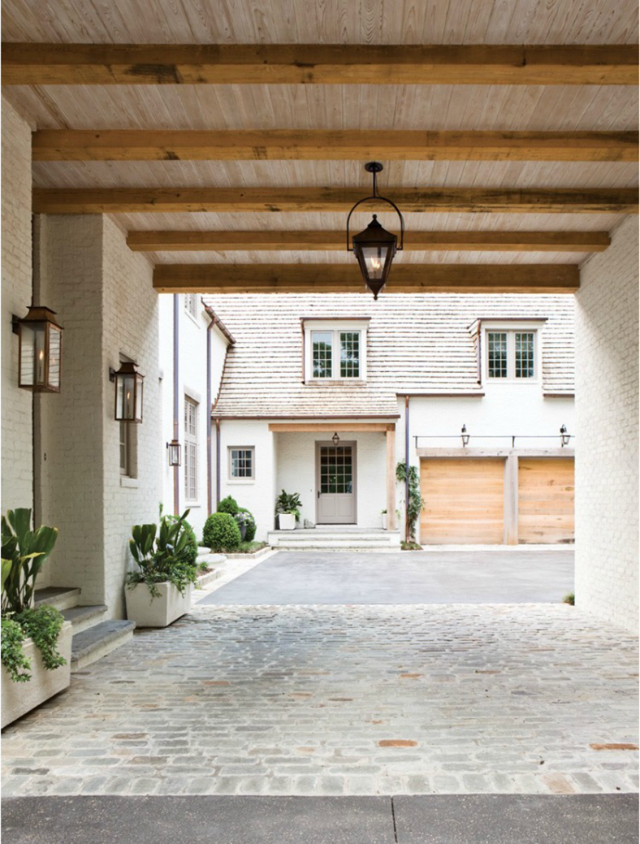 French country modern: Exterior Inspiration