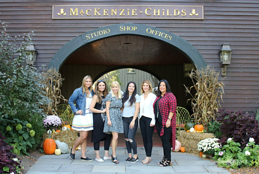 Visiting MacKenzie-Childs Headquarters: The inside Scoop