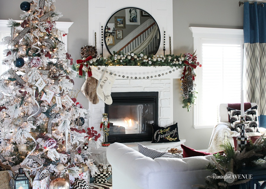 Home for Christmas -Tips for Seasonal Decorating