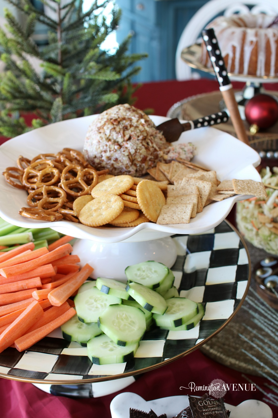 Creamy Cheeseball - Secret family recipe revealed