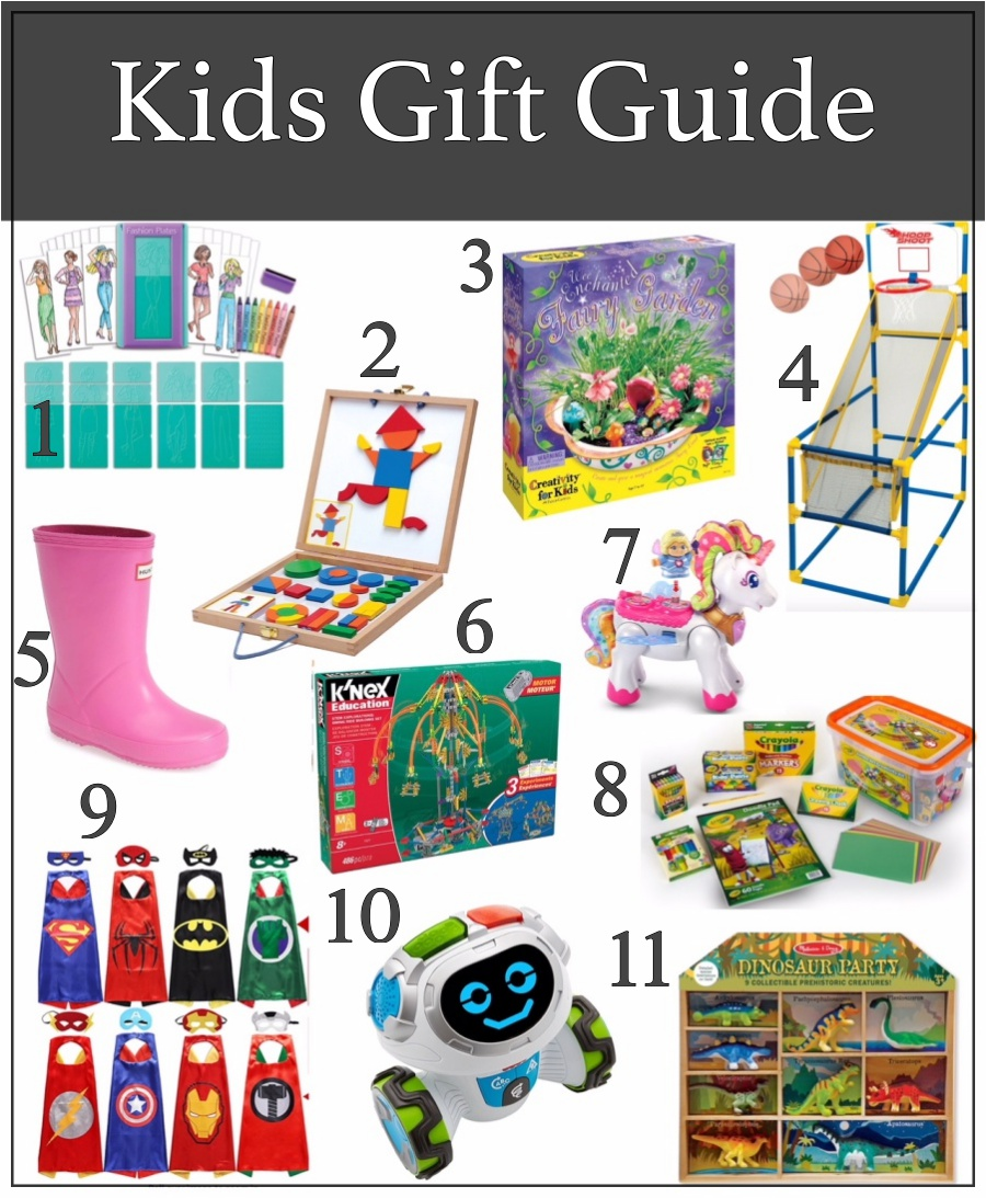 Holiday gifts for everyone- Gifts for Kids