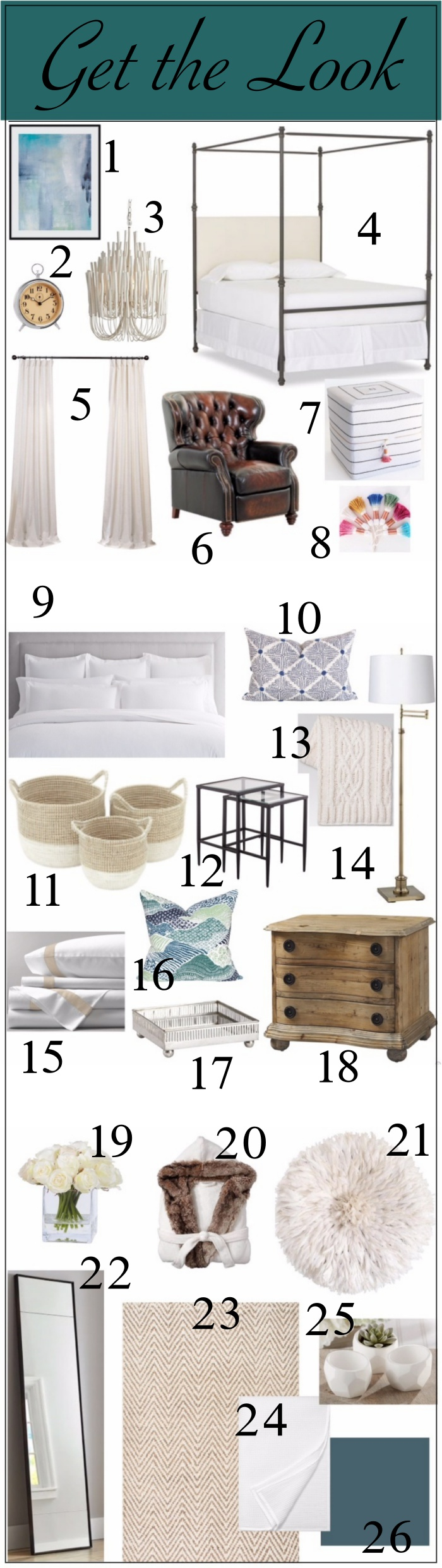blue oasis master bedroom reveal sources