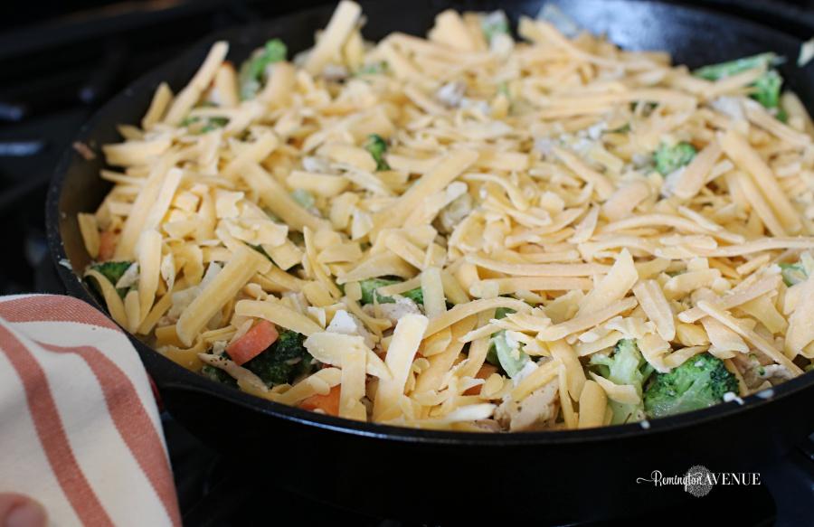 ketogenic low carb chicken pot pie recipe 3
