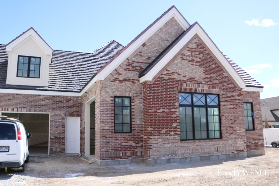painted brick exteriors- pros and cons