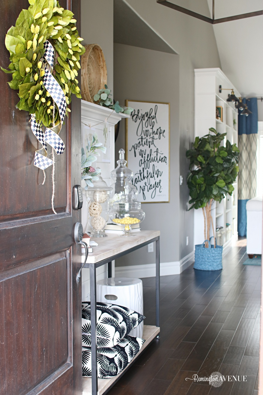 spring decorating- bringing life back into your home 8