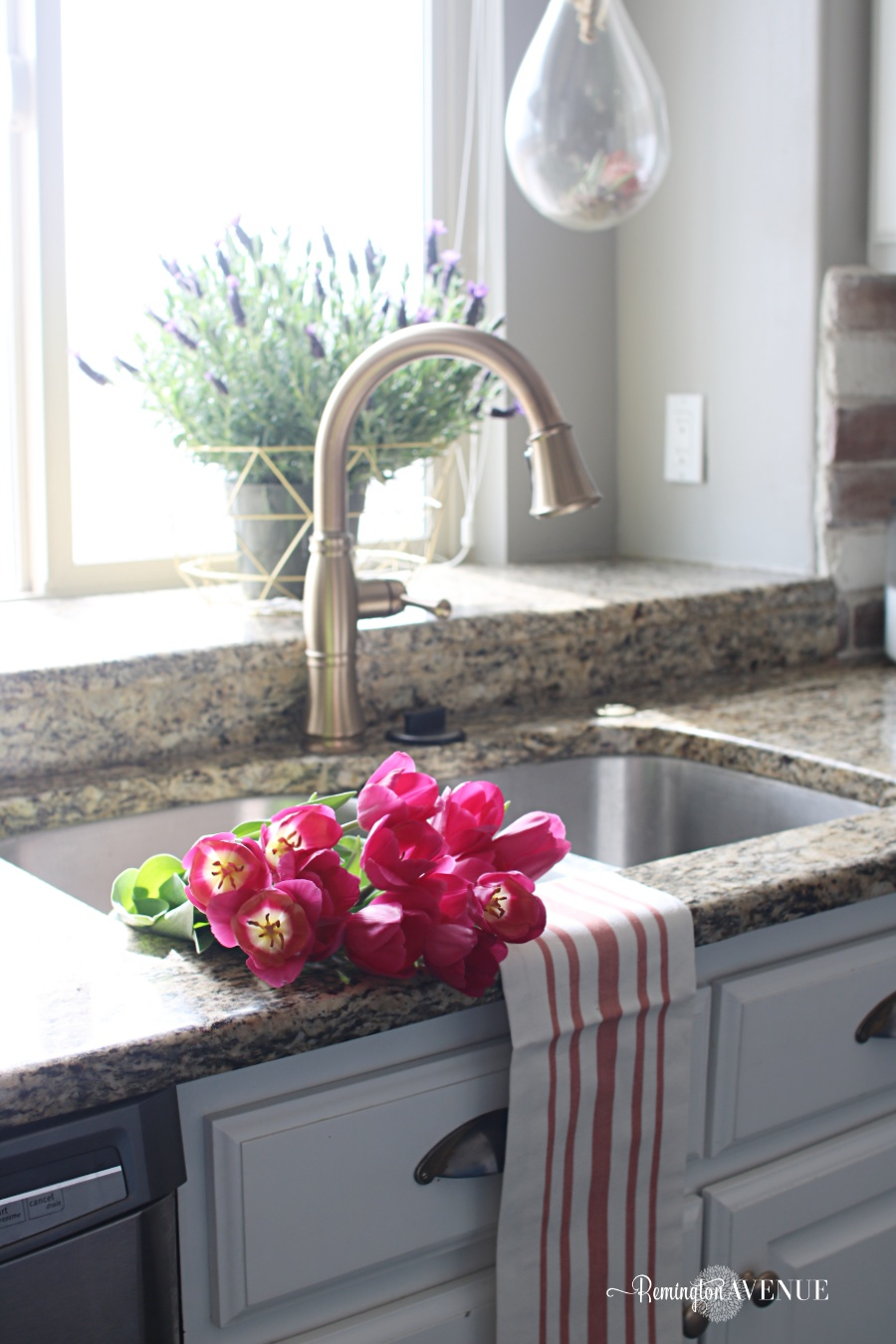 spring decorating- bringing life back into your home