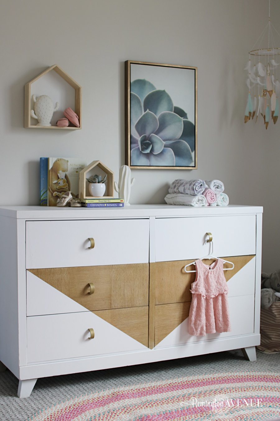 Diy Boho Dresser Remington Avenue