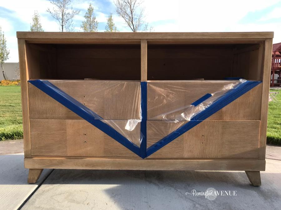 Diy Boho Dresser