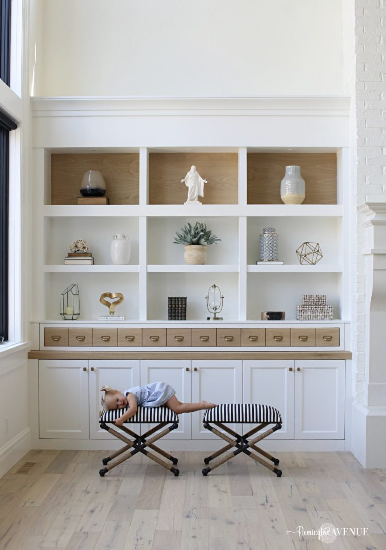 Creating a warm and comfortable living room