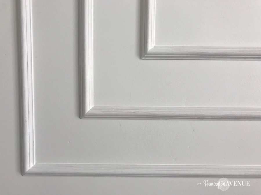 how to install modern wall molding