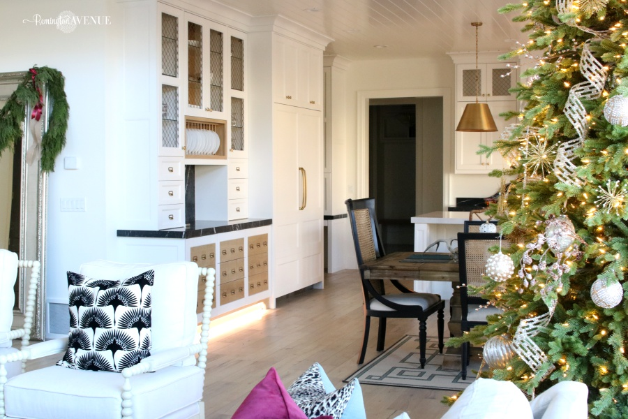 Elegant yet Cozy Christmas Decor - Holiday Home Tour