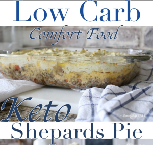keto shepards pie