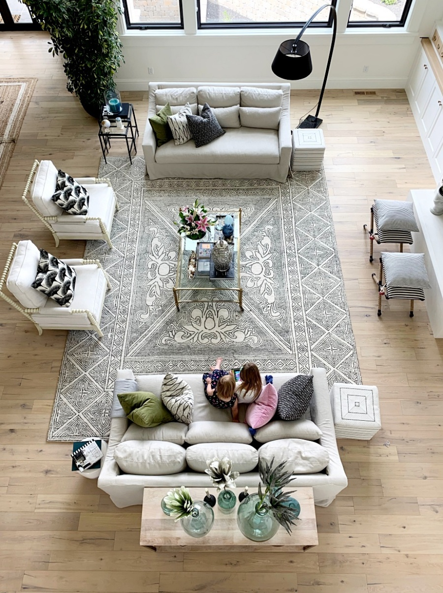 The Serena & Lily Memorial Day Sale Starts Now- mirabella rug