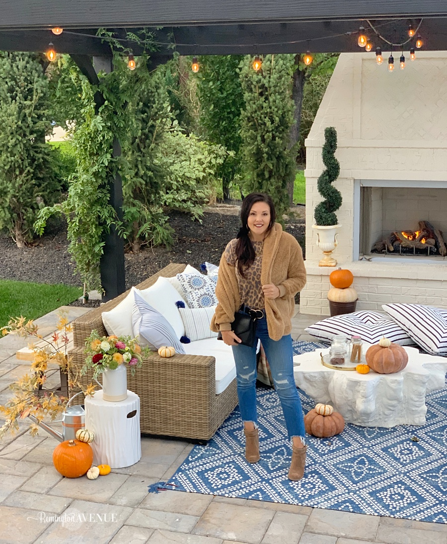 serena & Lily friends & family sale - outdoor pillows fall