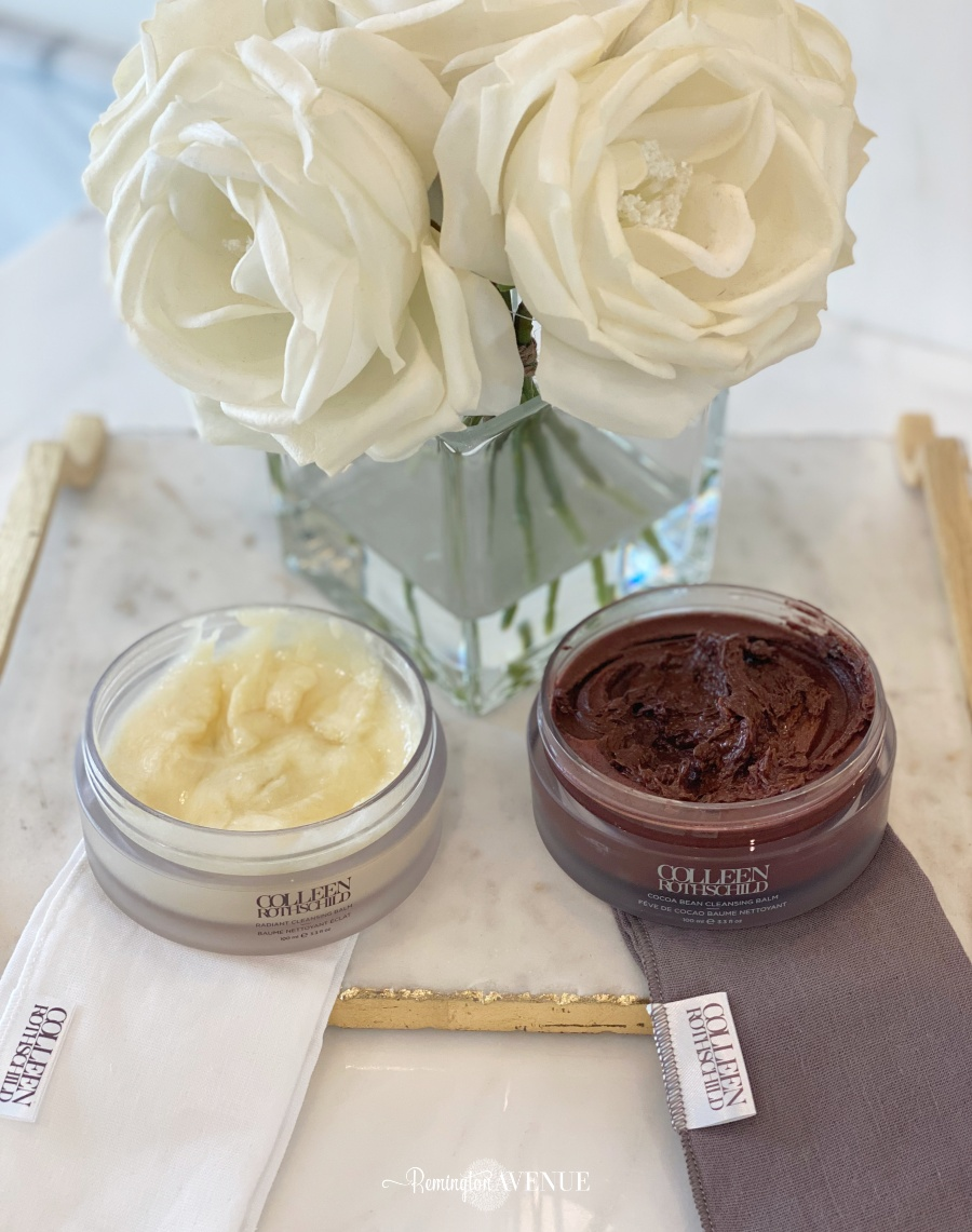 daily cleansing balm- radiant and coco