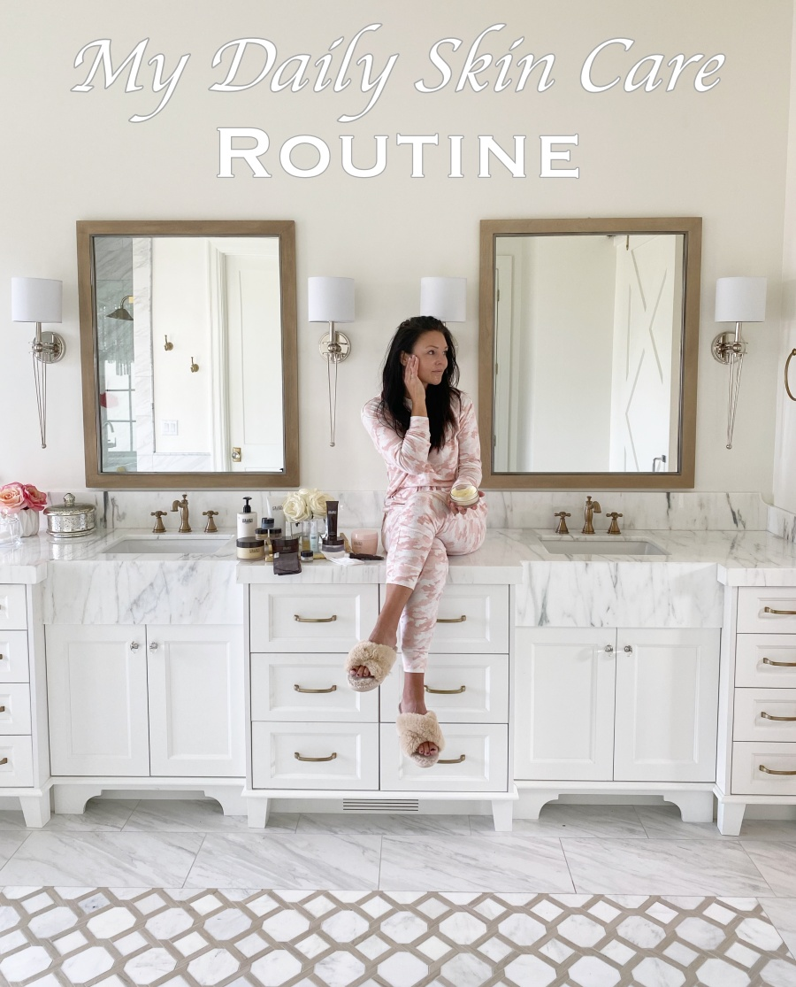daily skin care routine with colleen rothschild