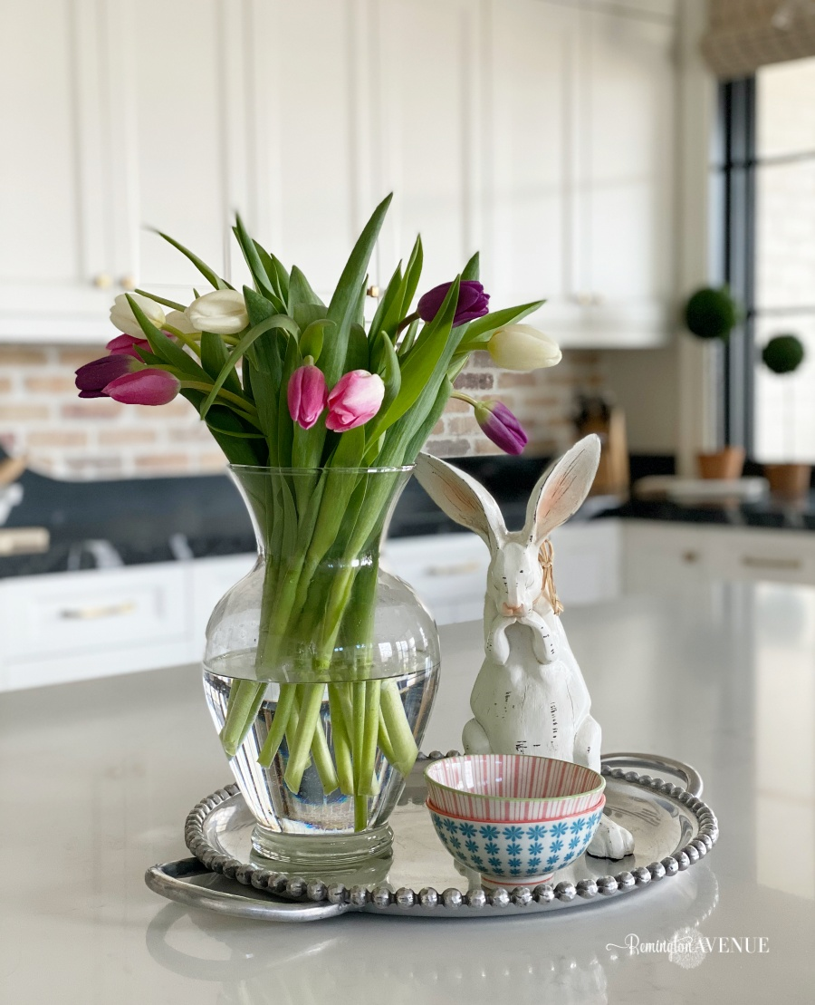 spring kitchen style