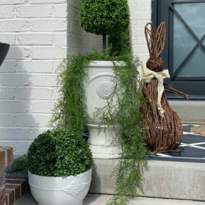 SPRING PORCH: 4 Must-Haves