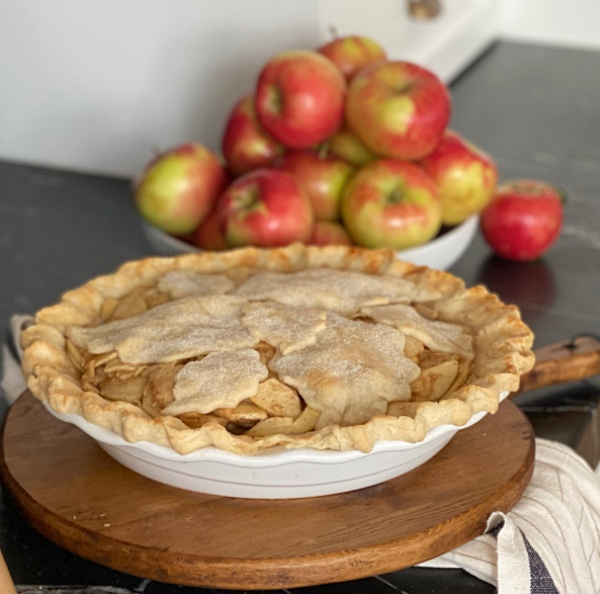 Perfect Double Pie Crust Recipe