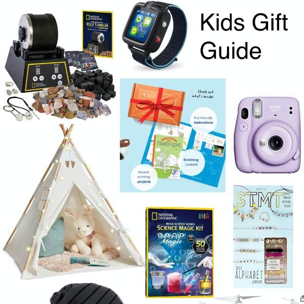 Kid's Gift Guide & Black Friday
