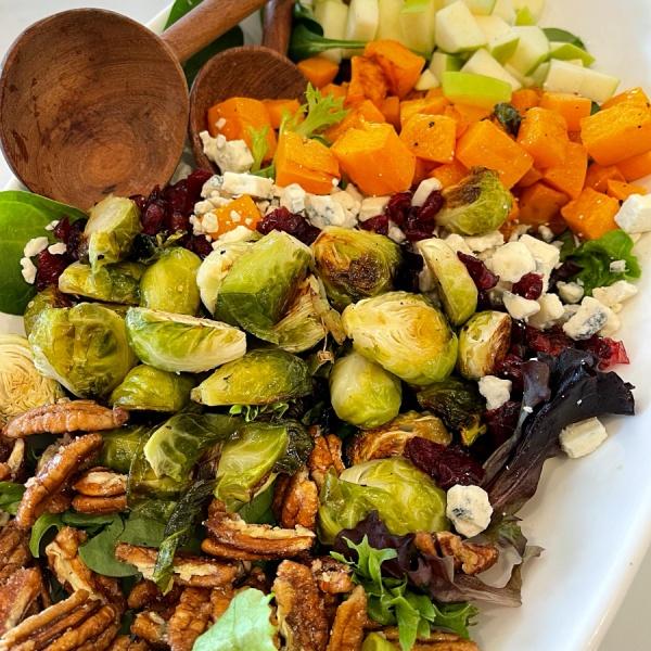 Hearty Roasted Harvest Salad