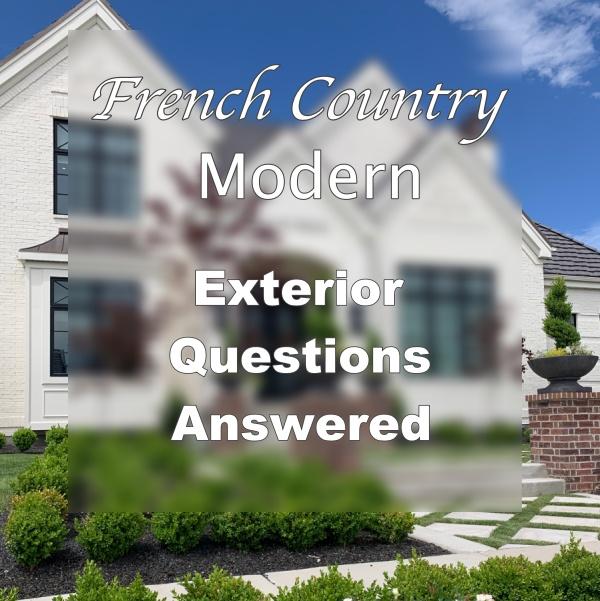 Home Exterior Q&A